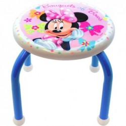 TABURETE METAL MINNIE