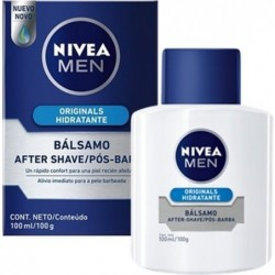 AFTER SHAVE NIVEA FOR MEN...