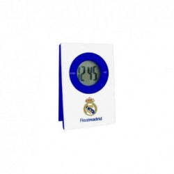 RELOJ MESA DIGITAL REAL MADRID